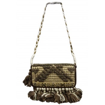 Multi-tassel bag