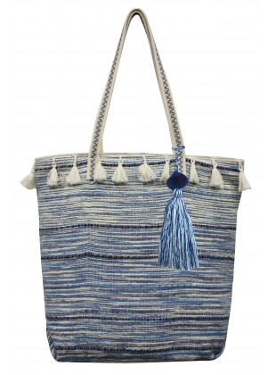 Mini-tassel summer bag